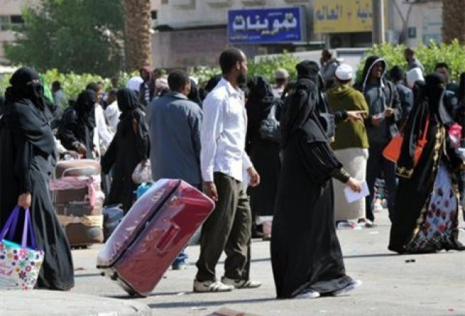 Img : Saudi extends amnesty for undocumented migrants