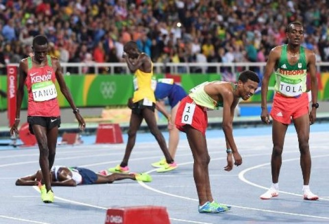 Img : IAAF Championships: Ethiopian athletes robbed in London