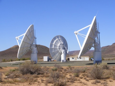 S Africa Plans To Use Renaissance Fund Build Telescopes
