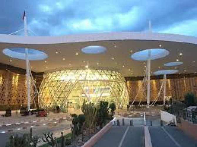 Img : Moroccan airport ranked world's most beautiful