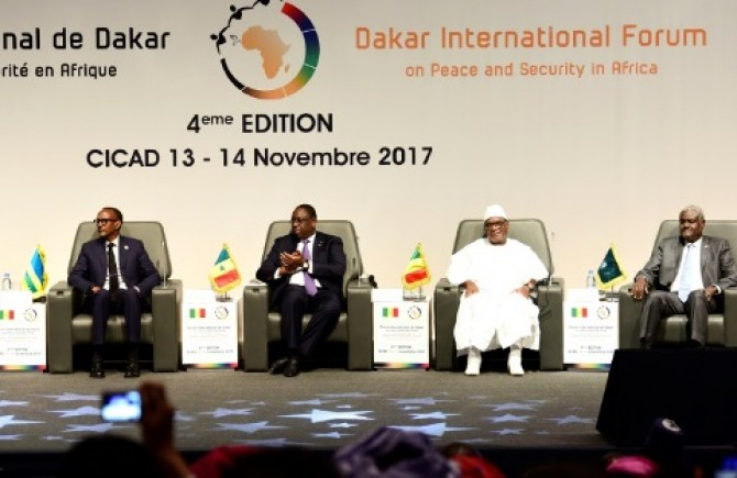 Img : 4th African Peace and Security Forum opens in Dakar