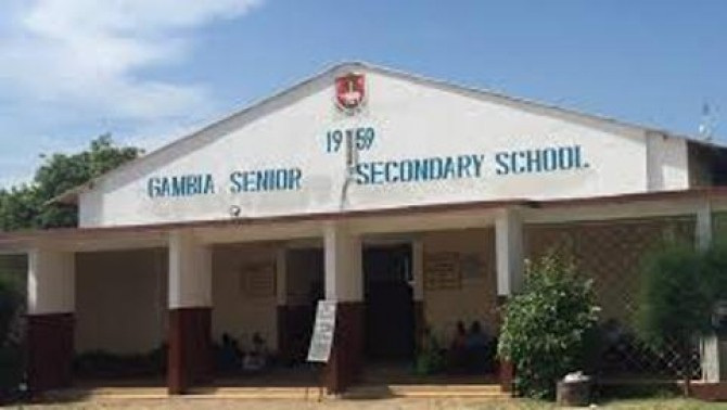 Img : Gambia: 'Dirty dancing' schoolgirl, peers expelled