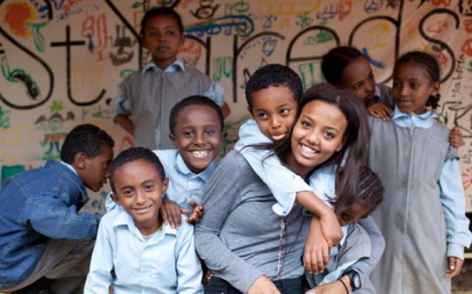Img : Ethiopia bans foreign adoption
