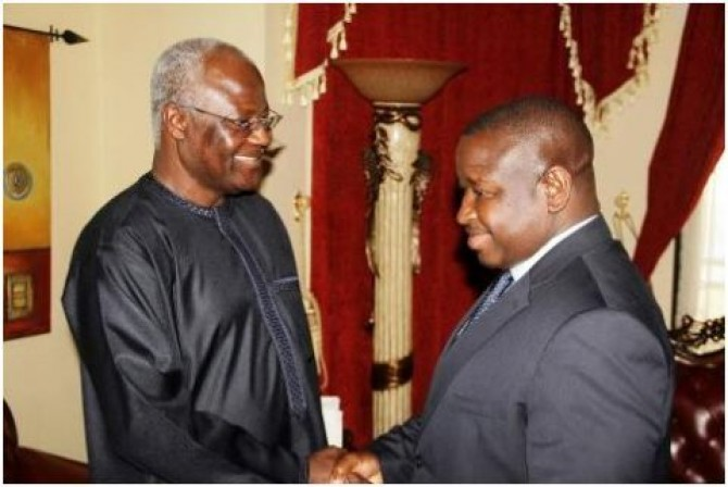 Img : Sierra Leone: President Bio unveils first set of Cabinet ministers