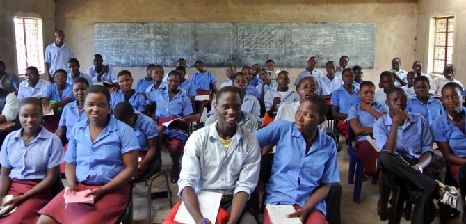 Img : Malawi strides toward education levy