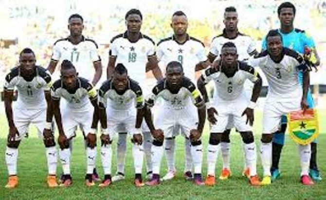 Img : Ghana FA gets $450K from Japan, Iceland friendlies