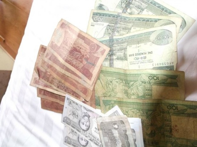 Img : Dollar value dips in Ethiopia black market