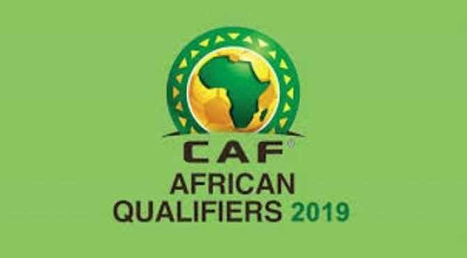 Img : Liberia, DR Congo to lock horns in CAF 2019 qualifier