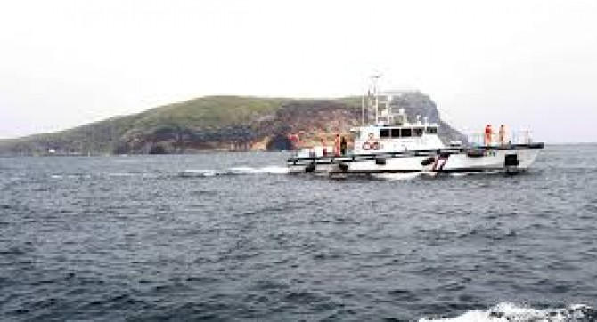 Img : Liberia fines Chinese vessel for illegal fishing