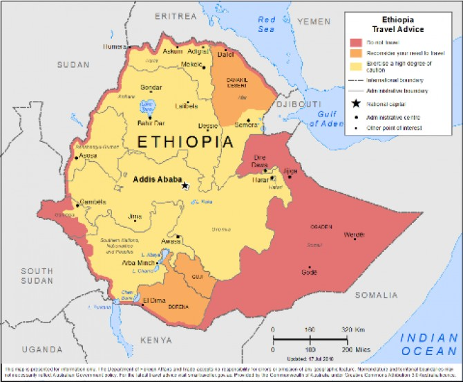 Img : Ethiopia screens 4.5M travellers for Ebola