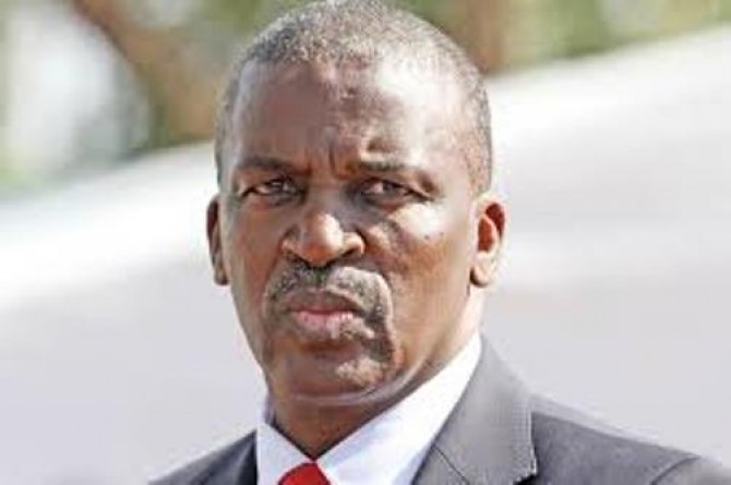 Img : Botswana: Ex-spy chief arrested, threatens to topple Gov't