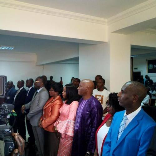Guinea: Electoral Commission Members Sworn In