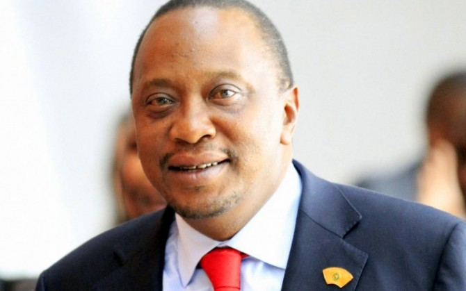 Img : Kenyatta calls for increased private sector participation in the provision of health services in Africa