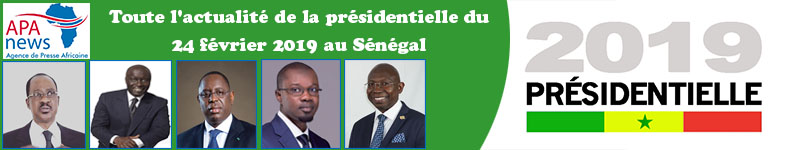 presidentielle senegal 2019