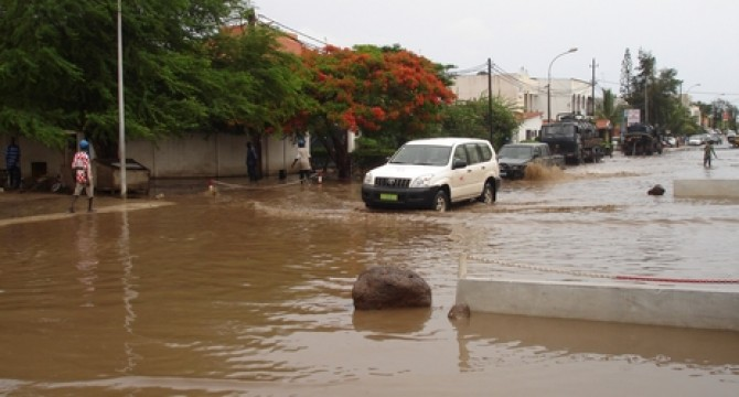 Img : East African states warned of heavy rainfall between March and May