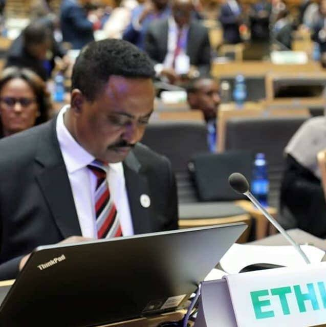 Ethiopian appointed head of UN Nairobi - Apanews net