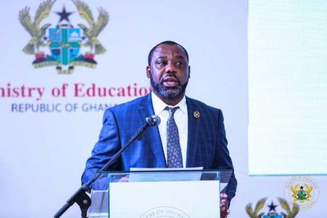 Img : Ghana govt refutes comprehensive sexuality education claims