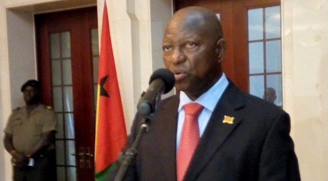 Img : G/Bissau PM quits days into new role