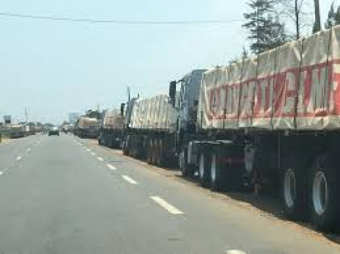 Img : Nigeria border closure: Ghanaian patience running out