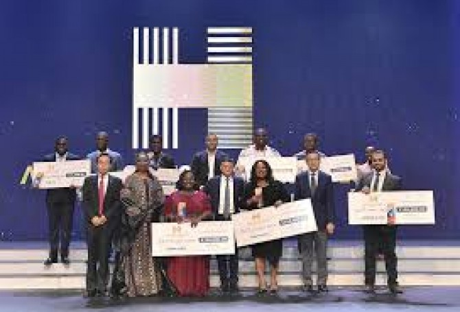 Img : Rwanda's Water Access Project wins Africa prize