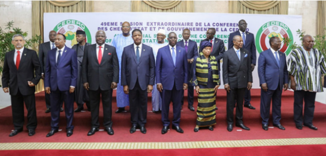 Img : Ecowas split by Guinea Bissau election dispute