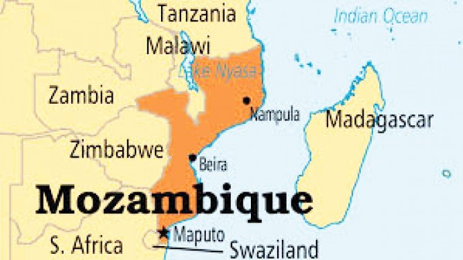 Img : COVID-19: Mozambique closes schools, tightens border controls