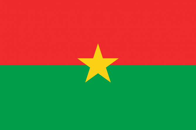 Img : Burkina: Covid-19, terrorism overshadow 60th anniversary