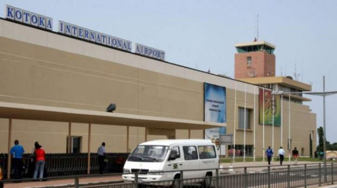 Img : Covid-19: Ghana charges $150 for Covid-19 test at Kotoka Int'l Airport
