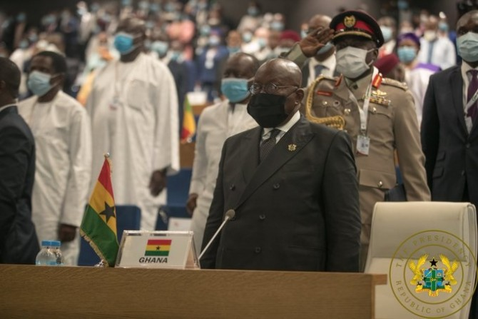 Img : Ecowas: what will new chair offer a troubled region?