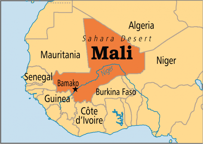 Img : ECOWAS lifts sanctions against Mali
