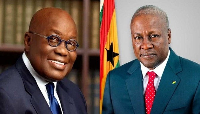 Img : Ghana: 2 Presidential candidates to sign peace pact ahead of December polls