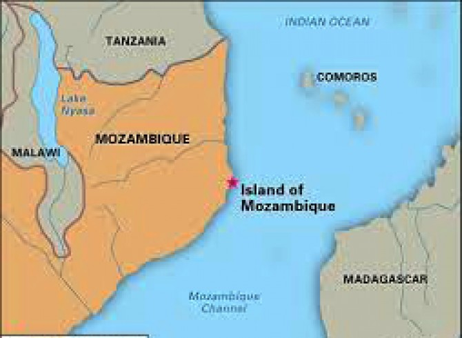 Img : Tropical Storm Chalane headed Madagascar, Mozambique's way  – Expert