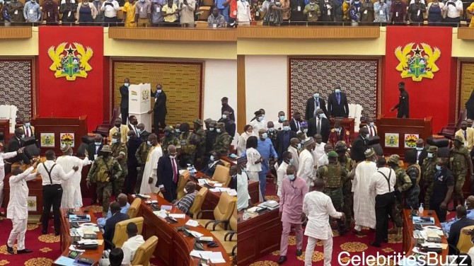 Img : Ghana's hung parliament presents new dilemma