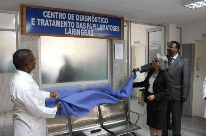 Img : Mozambique seeks $300, 000 yearly to tackle leprosy