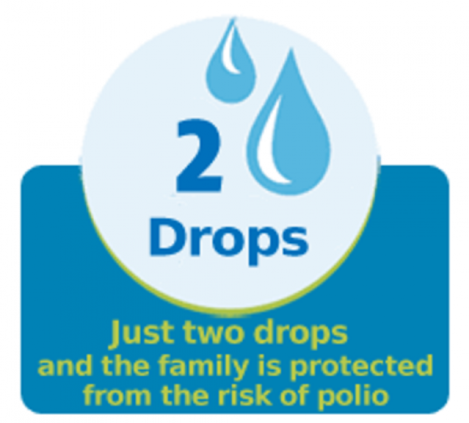 Img : Mozambique: National polio vaccination targets 700K