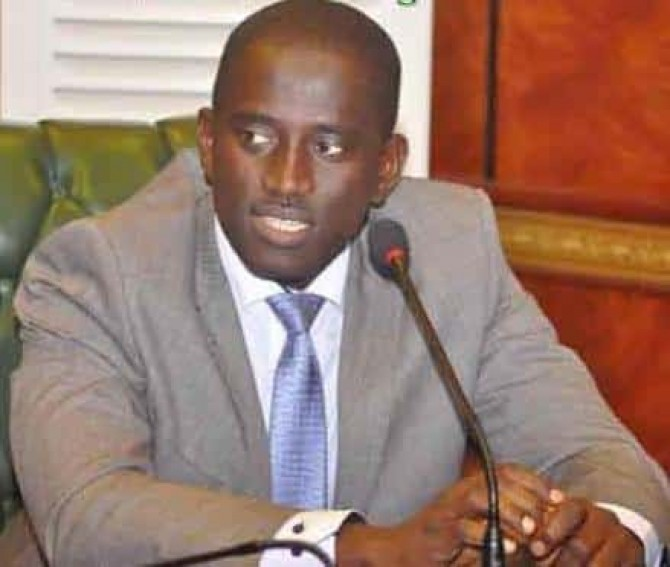 Img : Gambian orator urges Liberians to maintain peace, stability